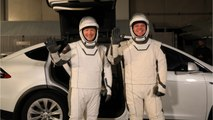 SpaceX Could Launch Astronauts Into Space This Spring