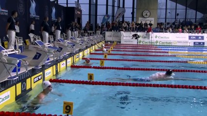 LEN SWIMMING CUP 2020 LEG 1 - FINALS -LUXEMBOURG - DAY 2