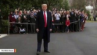 Trump Calls Ocasio-Cortez 'Dumb As A Rock'
