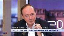 Coronavirus VS Retraite : une bonne nouvelle pour le gouvernement selon un éditorialiste sur LCI