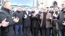 Nevşehir'de depremzedeler için yardım malzemesi toplandı