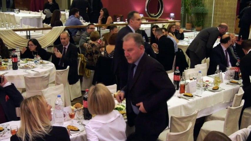 Σε εορταστική ατμόσφαιρα η Κοπή της πρωτοχρονιάτικης Πίτας του Ιατρικού Συλλόγου Φθιώτιδας
