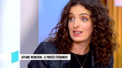 Affaire Weinstein : le procès événement - C l'hebdo - 25/01/2020