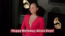 Alicia Keys Turns 39