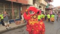 Comunidad china en Panamá celebra su Año Nuevo con esperanzas de prosperidad