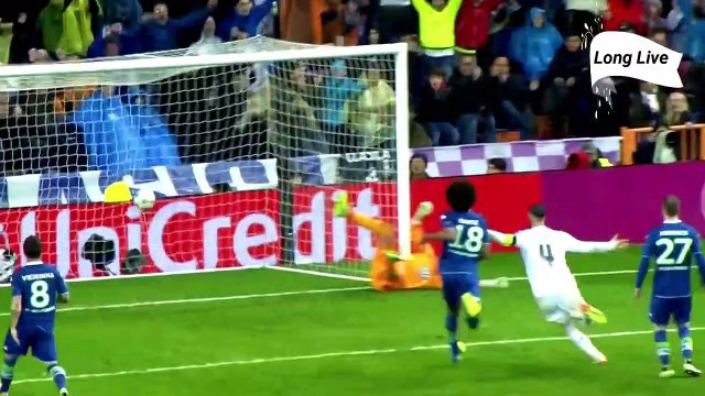 33 Real Madrid CRAZY Goals
