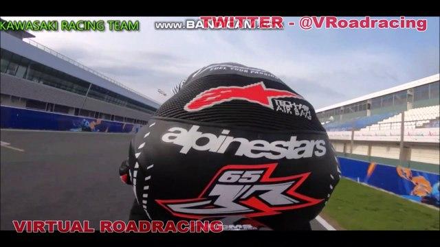 ONBOARD VIDEO: Jonathan Rea WorldSBK Jerez Winter Test 2020