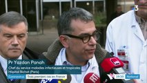Coronavirus : trois cas identifiés en France