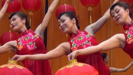 Sydney Lunar Chinese Lunar New Year Part 1-4,  Lunar Lanes Street Party @Sussex & Dixon  St, Chinatown, Sydney 25 Jan 20