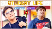 Ashish Chanchalani Vines - Students Life Bollywood Vs Reality | pushpraj sahu | tiktok comedy videos | tiktok | bb ki vines | amit bhadana | comedy & entertainment