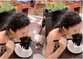 صحفية بريطانية تُرجح كون هذا الفيديو سبب انتشار فيروس كورونا في الصين