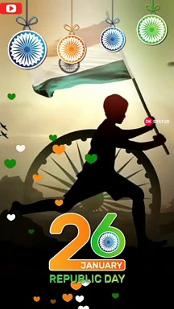 Happy Republic Day Status | Teri mitti Status | B Praak | DK Status