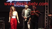 Sheer stupidity of Emcee at Malang promotion at NM College Mumbai asks students to drop out!