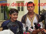 Balveer Aladdin Nam toh...cross over Superheros from past and present combine fight the evil. Treat for fans