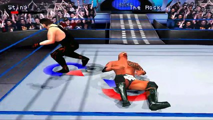 WWE Smackdown 2 - Sting season #1