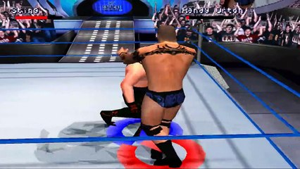 WWE Smackdown 2 - Sting season #4
