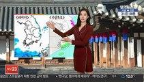 [날씨] 동해안·제주 비, 내일 전국 확대…최고 150mm↑