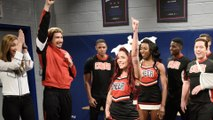 Cheerleading Show