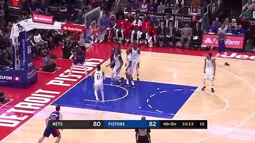 NBA'de Gecenin En Güzel 10 Oyunu | 25.01.2020