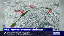 À Paris, Benjamin Griveaux et Cédric Viallni veulent transformer les gares, mais pas les mêmes