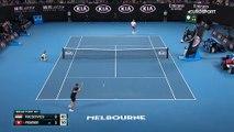 Après papy diesel, ce fut papy turbo : Roger Federer a retrouvé quelques couleurs