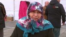 Amasya'dan deprem bölgesine 3 tır yardım malzemesi gönderildi
