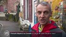 Français disparus au Canada : les Vosges en deuil après le décès de Gilles Claude