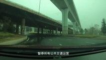 Un habitant de Wuhan a filmé les rues quasi-désertes de la ville, le jour de sa mise en quarantaine