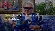 Michou, le roi de Montmartre, est mort à 88 ans