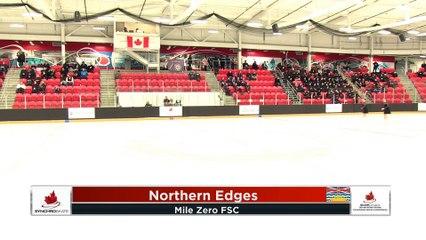 Pre-Novice - Skate 2 - 2020 Mountain Regional Synchronized Skating Championships