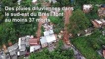 Brésil: une tempête fait au moins 30 morts