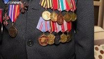 """Ivan, un """"libérateur"""" russe du camp d'Auschwitz, raconte ce 27 janvier 1945"""