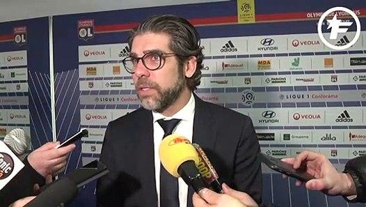 OL : la déclaration d'amour de Juninho à Bruno Guimarães