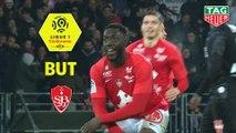 But Alexandre MENDY (51ème) / Stade Brestois 29 - Amiens SC - (2-1) - (BREST-ASC) / 2019-20