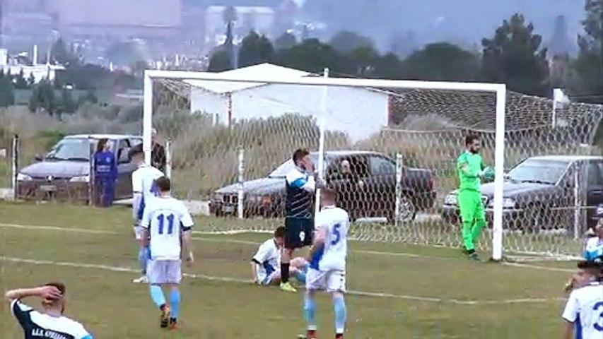 Προοδευτική Λάρυμνας-Νέο Κρίκελλο 3-0