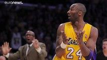 Basket : Kobe Bryant, légende de la NBA, se serait tué dans un accident d'hélicoptère