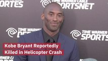 BREAKING: Kobe Bryant Dies In A Helicopter Crash