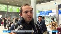 Coronavirus : contrôles renforcés pour les voyageurs en provenance de Chine