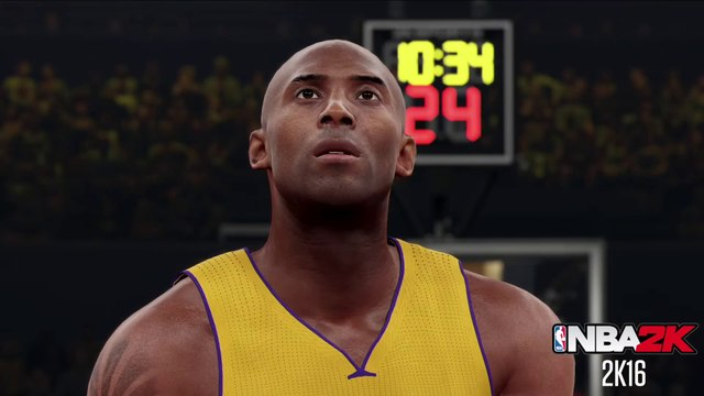 Kobe Bryant - Through The Years Tribute in NBA 2K (RIP 1978-2020)
