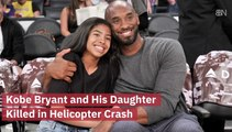 Kobe Bryant and Daughter Gianna Are Killed In Helicopter Crash
