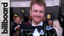 Finneas Talks Creating New 'James Bond' Song With Billie Eilish on the Road & Being Starstruck Meeting Billy Joe Armstrong | Grammys 2020