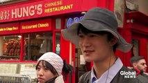 Coronavirus outbreak London's Lunar New Year celebrations overshadowed by virus fears