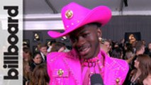 Lil Nas X Talks 6 Grammy Nominations, Visiting Billy Ray Cyrus' Farm & More | Grammys 2020