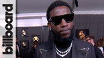 """Gucci Mane """"Heartbroken"""" Over Kobe Bryant Passing: """"I'm Still Trying to Process It""""   Grammys 2020"""
