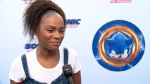 'Sonic the Hedgehog': Tika Sumpter