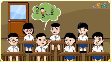 สื่อการเรียนการสอน กีฬาสามัคคีป.1สังคมศึกษา