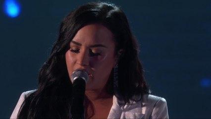 Demi Lovato – Anyone (LIVE) - GRAMMY AWARDS  2020