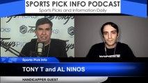 Cavaliers Pistons NBA Pick Tony T Al Ninos 1/27/2020