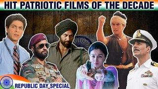 Rang De Basanti, Lagaan, Rustom, Airlift | TOP 10 Patriotic Must Watch Movies On Republic Day