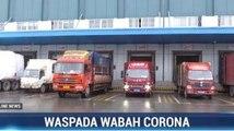 Layanan Transportasi Umum di Wuhan Dioperasikan untuk Angkut Logistik dan Makanan